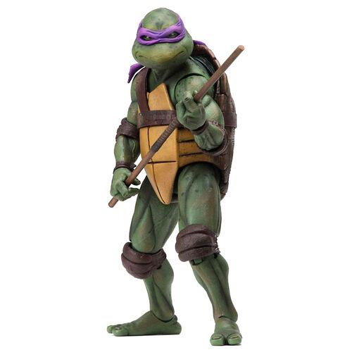 Figura Figura Donatello Movie 1990 Tortugues Ninja 18cm