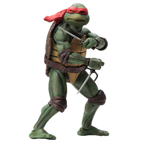 Figura Figura Raphael Movie 1990 Tortugues Ninja 18cm
