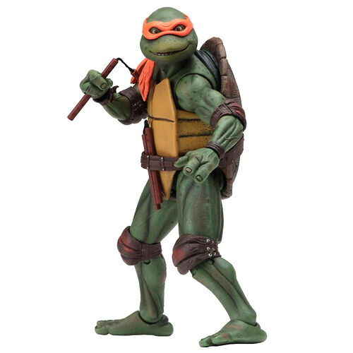 Figura Michelangelo Movie 1990 Tortugues Ninja 18cm
