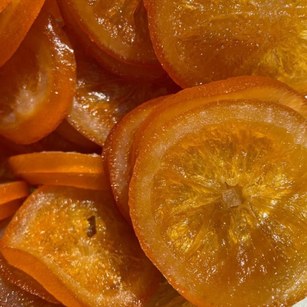 taronja confitada