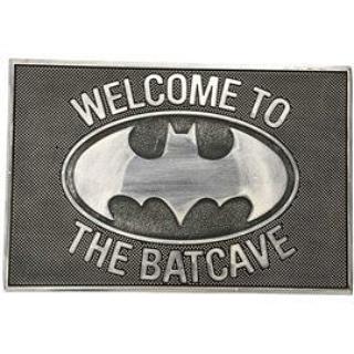 Felpudo de caucho Batcueva de Batman