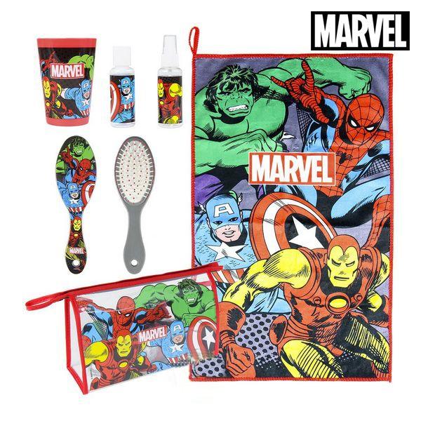 L'Anigò Necesser Escolar The Avengers (6 Pcs)