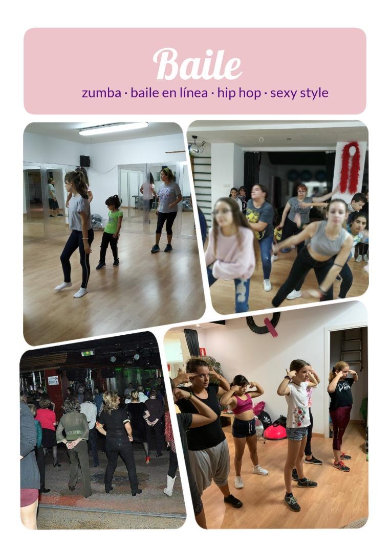 Catálogo de baile Rupi Creaciones