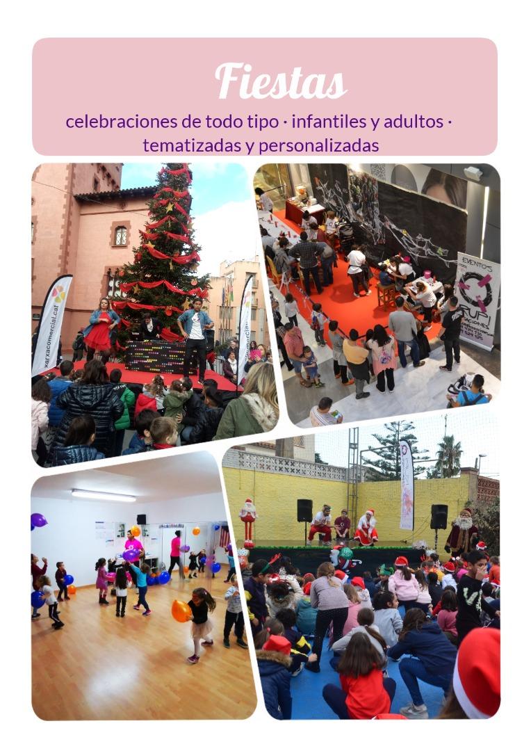Catálogo fiestas Rupi Creaciones