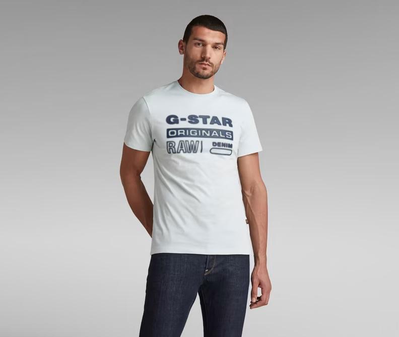 Camiseta-G-star-hombre
