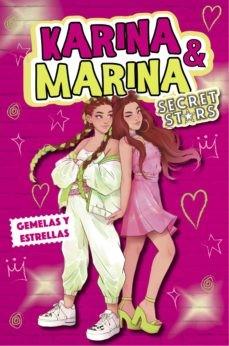 Libro Karina i Marina. Secret Stars