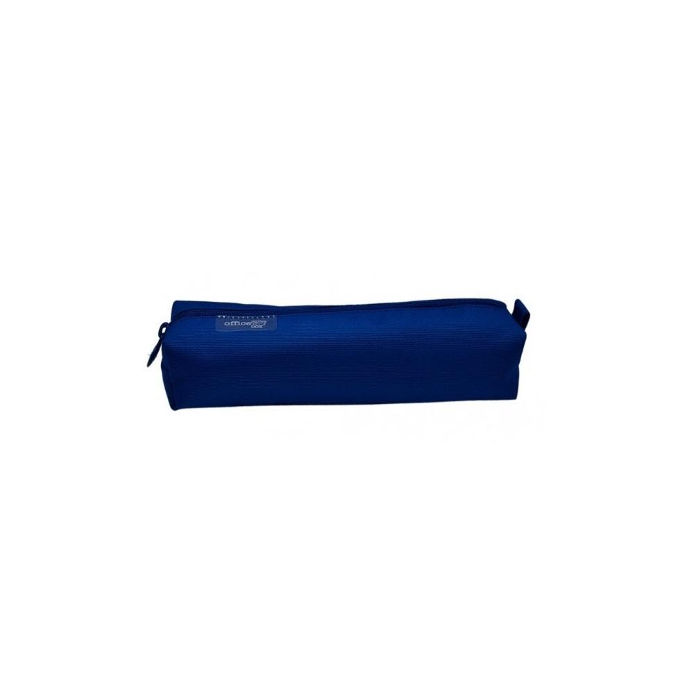 Estuche básico cuadrado azul Fraga