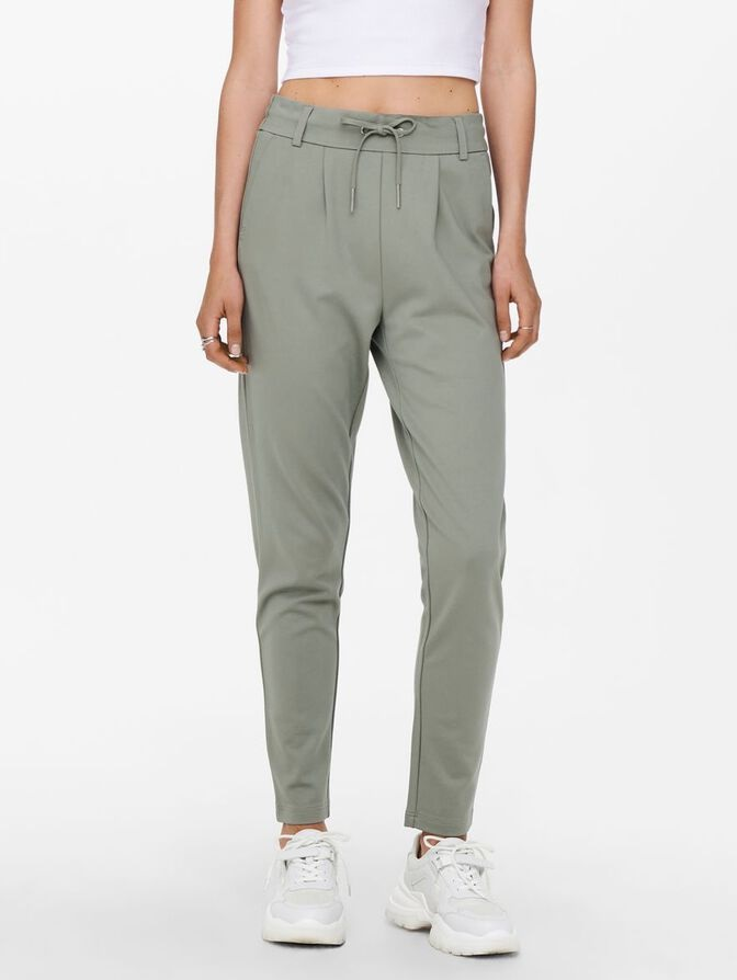 Pantalon-Only-Verde