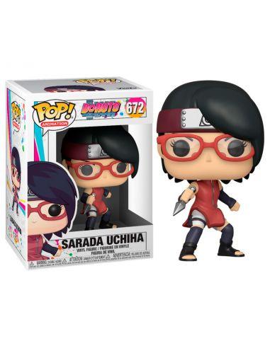 Figura POP Boruto Sarada Uchiha