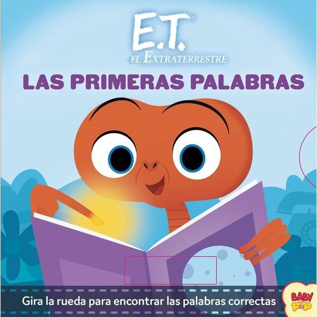 LIBRO E. T. LAS PRIMERAS PALABRAS