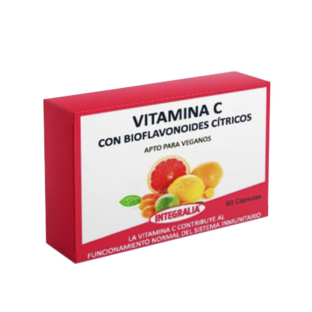 Vitamina C con Bioflavonoides Citricos