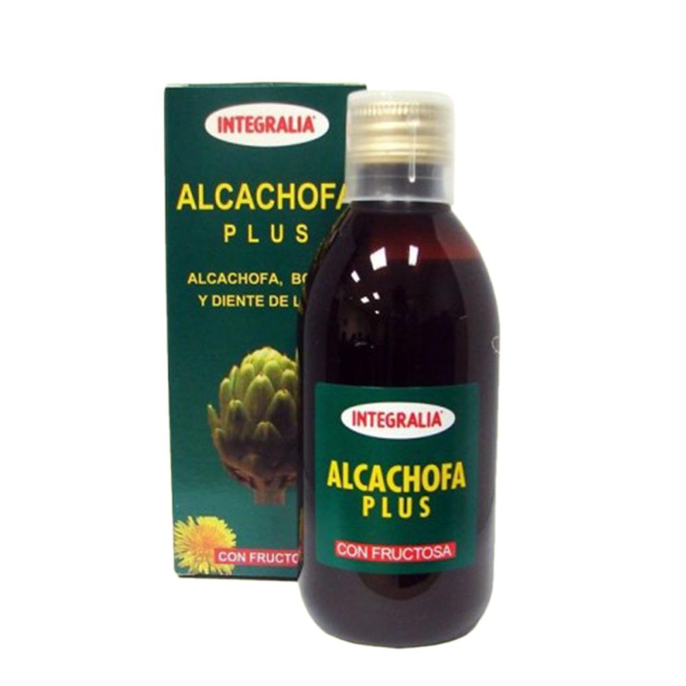 Alcachofa Plus Jarabe