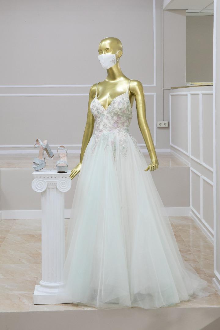 Vestit de núvia Morilee
