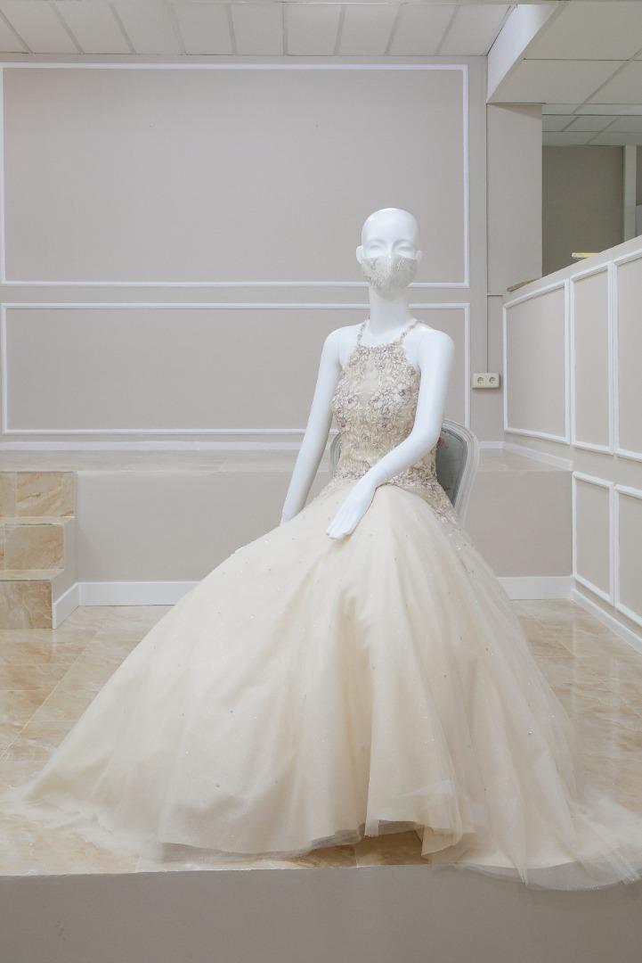 Vestido de novia Morilee