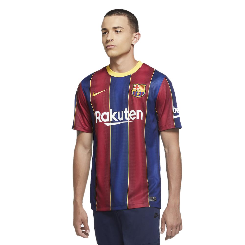 Nike Samarreta F.C.Barcelona Home adult 20-21
