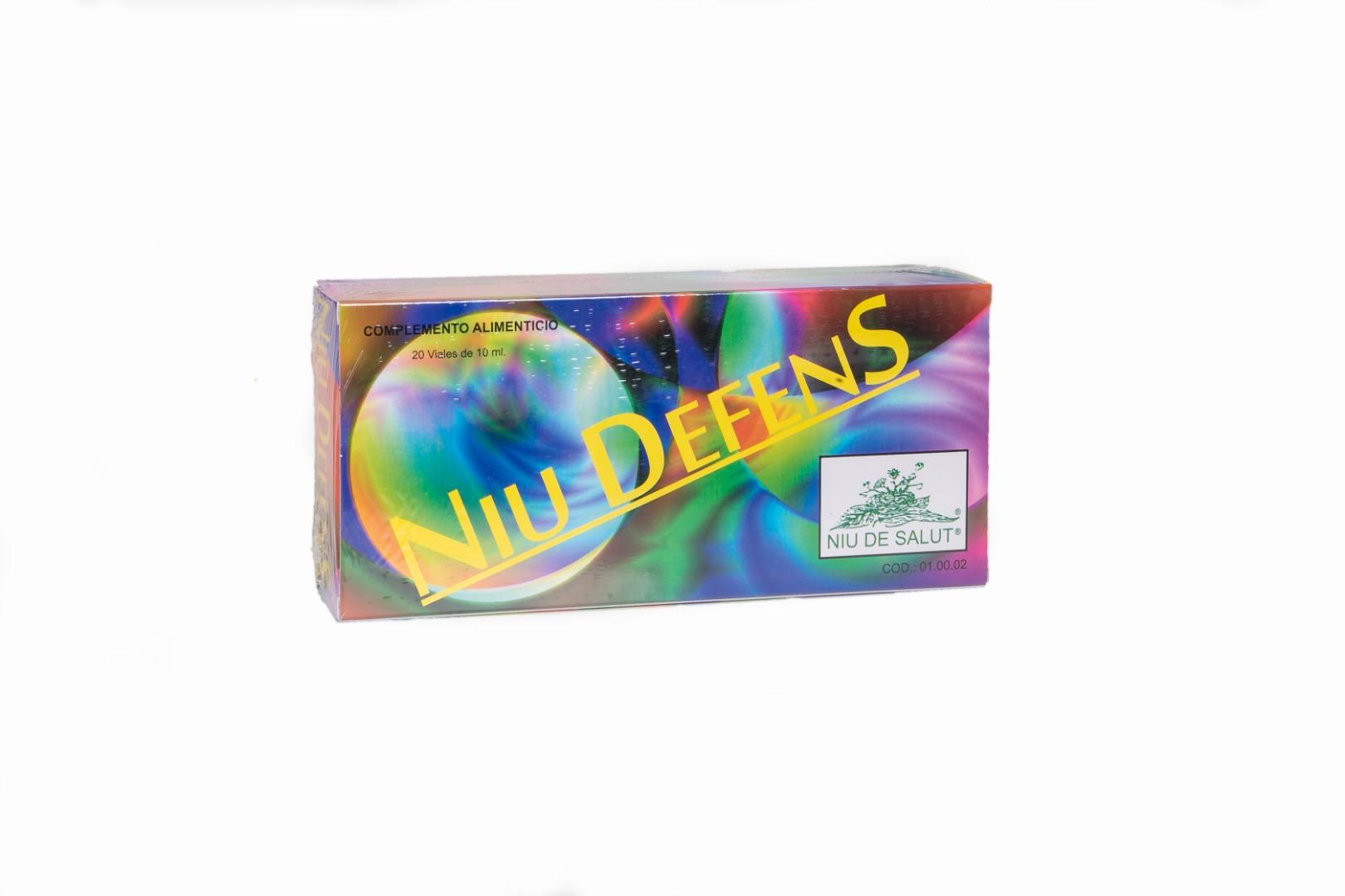 Niudefens multivitamíco con propolis