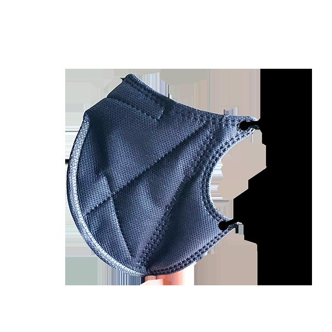 mascarilla azul