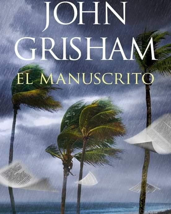 Libro John Grisham EL MANUSCRIT