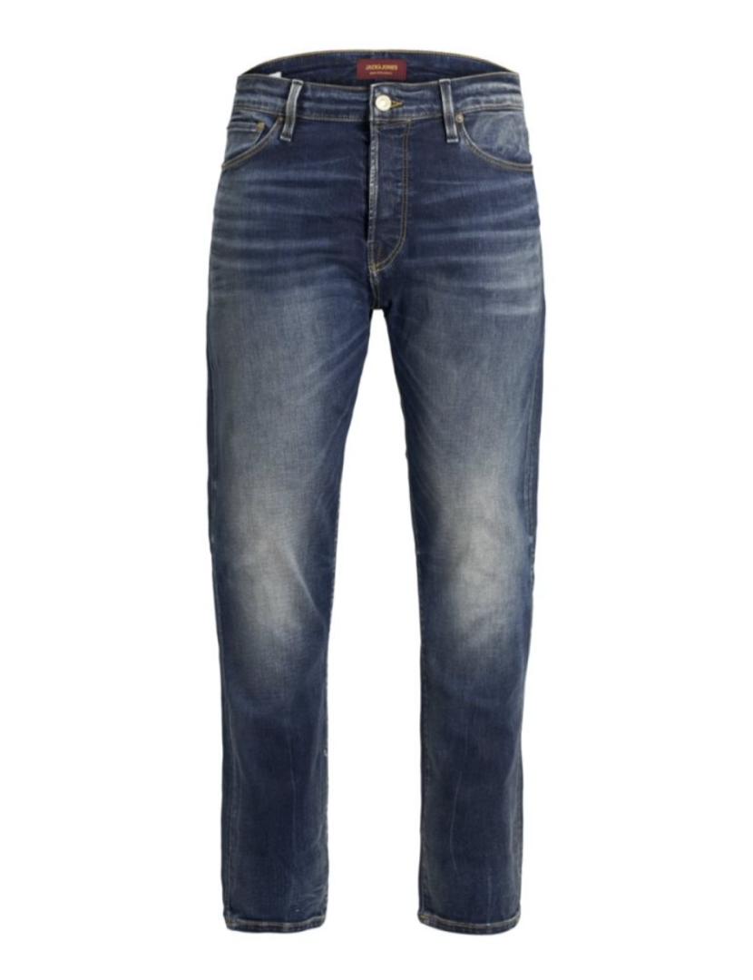 Pantalones jeans desgastados hombre