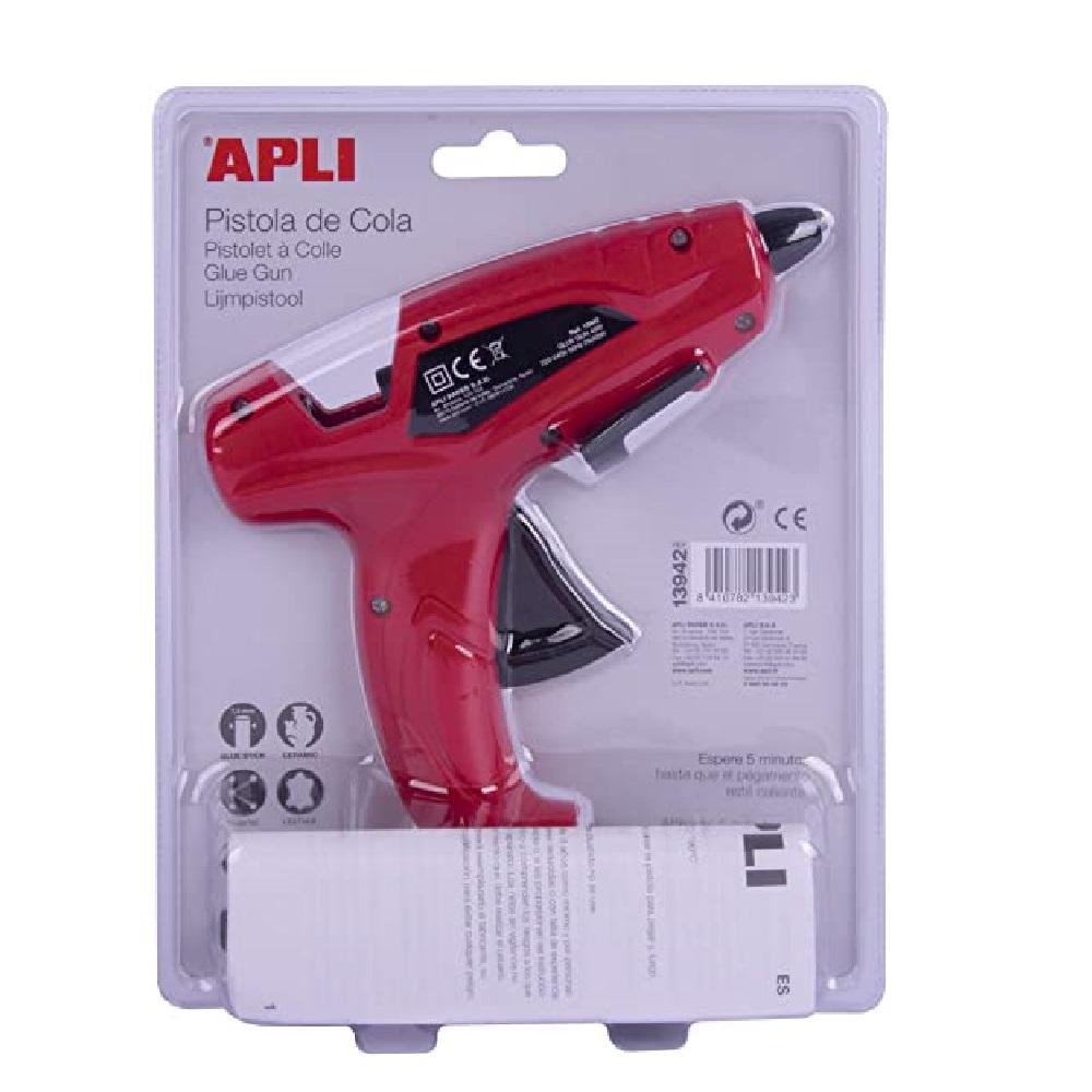 Pistola cola 40W Apli