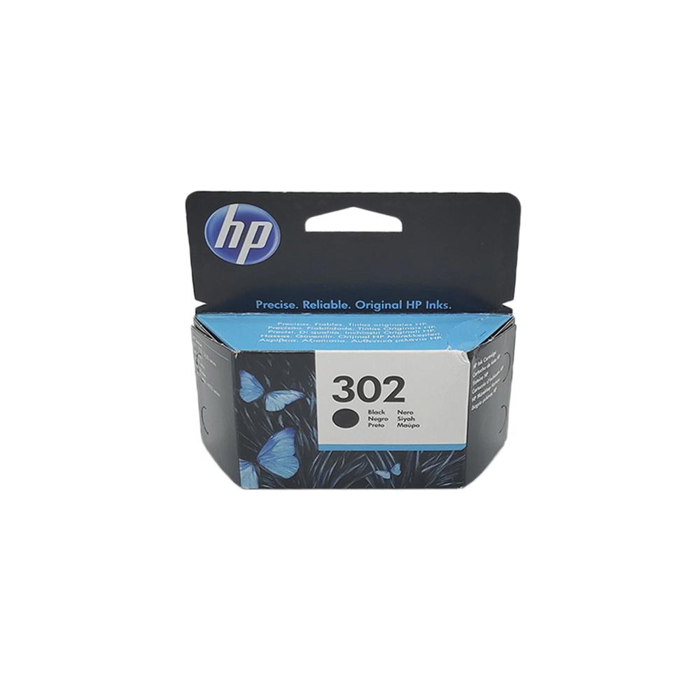 HP 302 Negre
