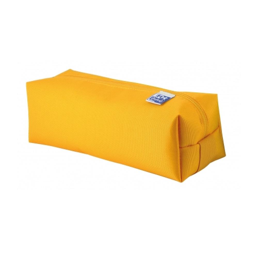 Estuche OXFORD KANGOO KIDS Cuadrado amarillo
