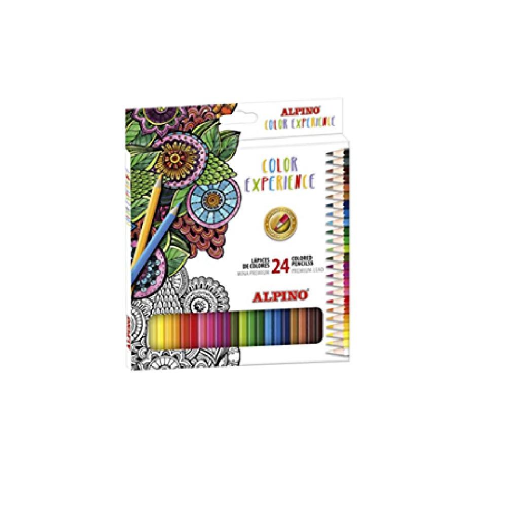 24 Llapis de Colors EXPERIENCE