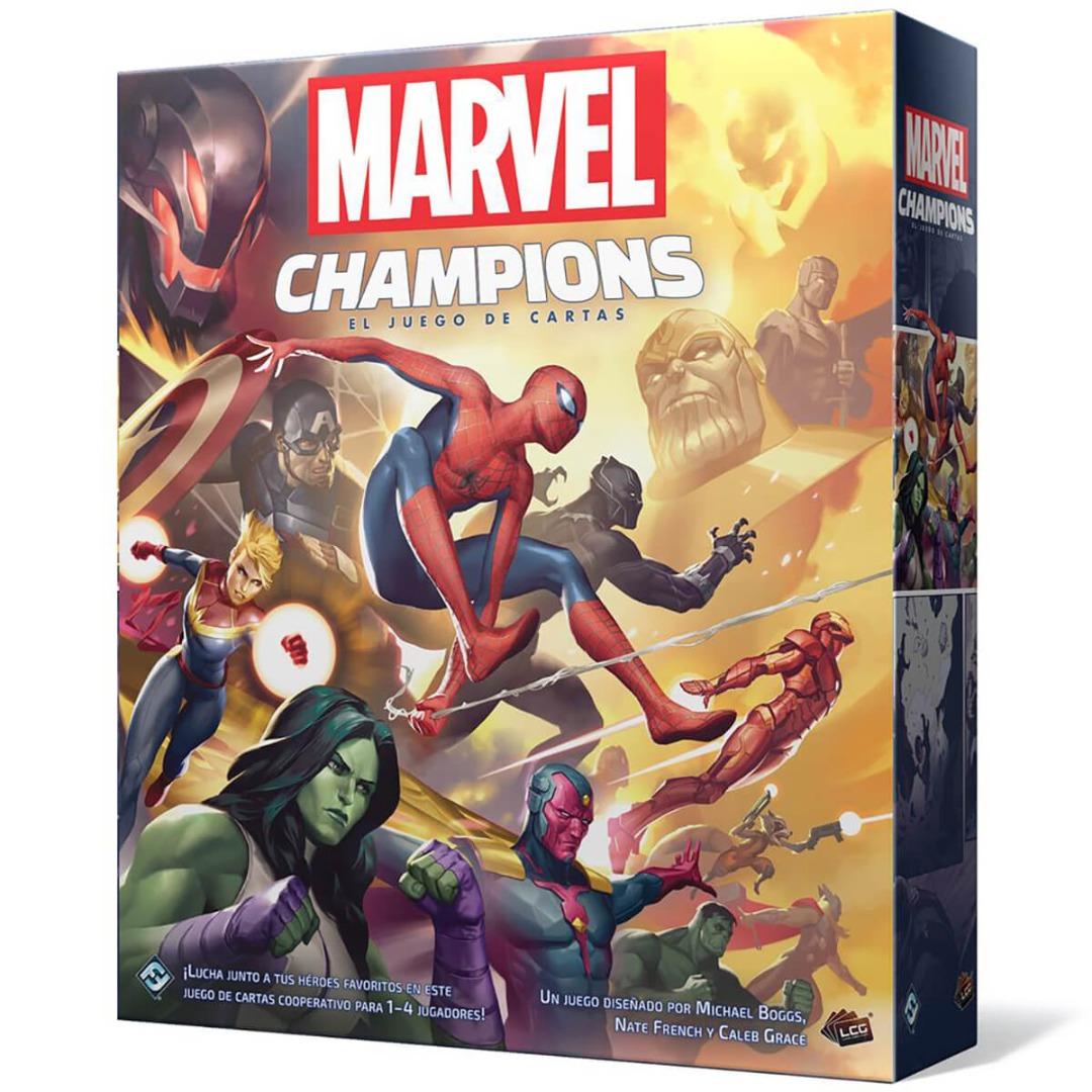Fantasy Flight Marvel Champions LCG: El Joc De Cartes